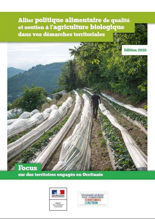 Allier politique alimentaire de qualité et soutien à l'agriculture biologique dans vos démarches territoriales